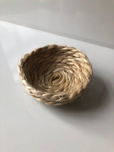 Jute Cord Nest