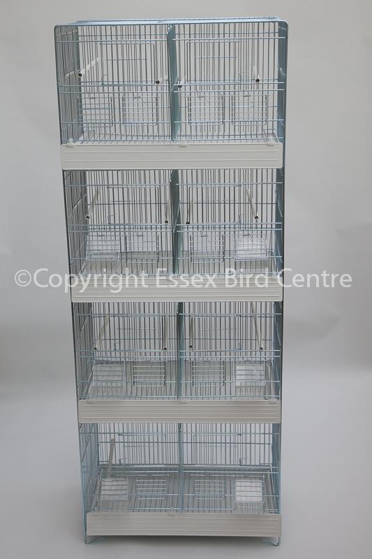 DOMUS MOLINARI Italian Metal Wire Cage 320/50/4-12