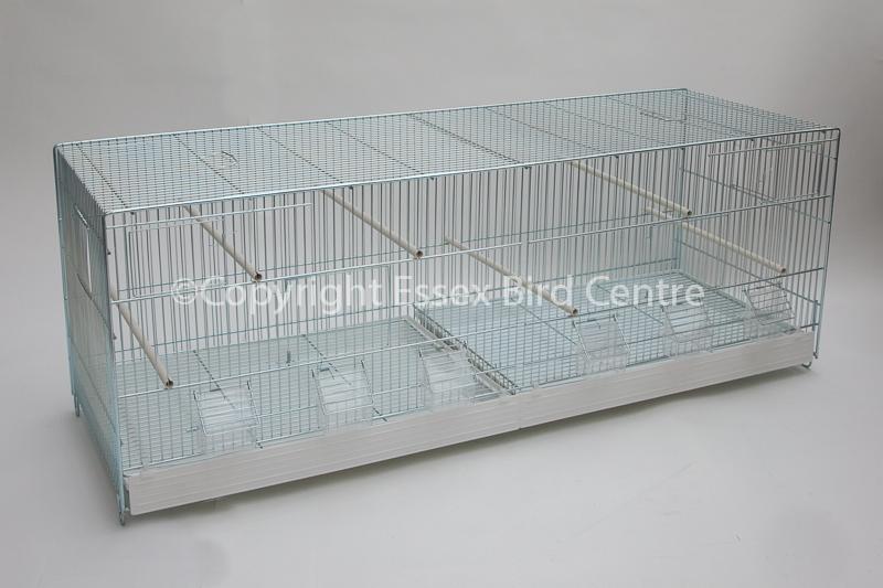 DOMUS MOLINARI Italian Metal Wire Cage 408/40-10M