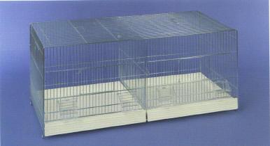 DOMUS MOLINARI Italian Metal Wire Cage 410/40-10M