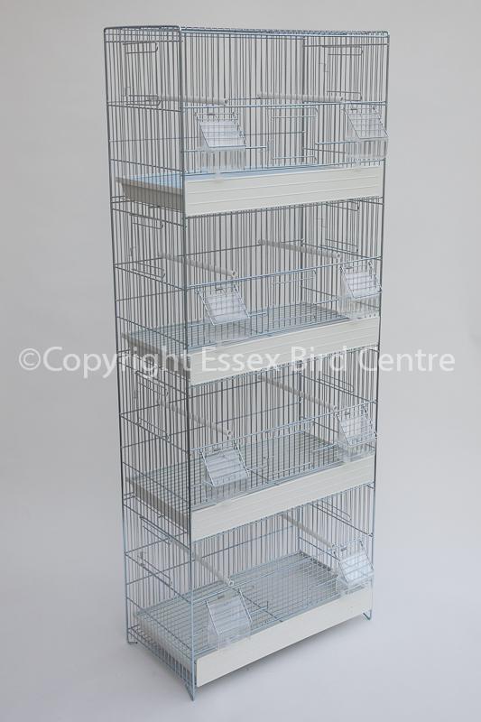 DOMUS MOLINARI Italian Metal Wire Cage 421/4-10