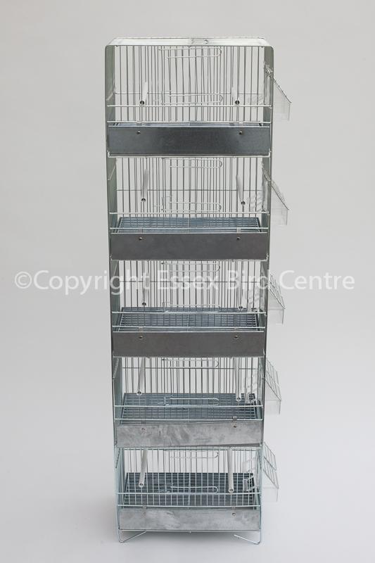 DOMUS MOLINARI Italian Metal Wire Cage 425/5-12