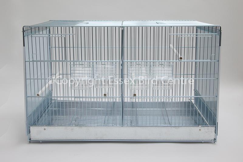 DOMUS MOLINARI Italian Wire Cage 406-12LL
