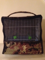 Finch/Mule Cage Covers