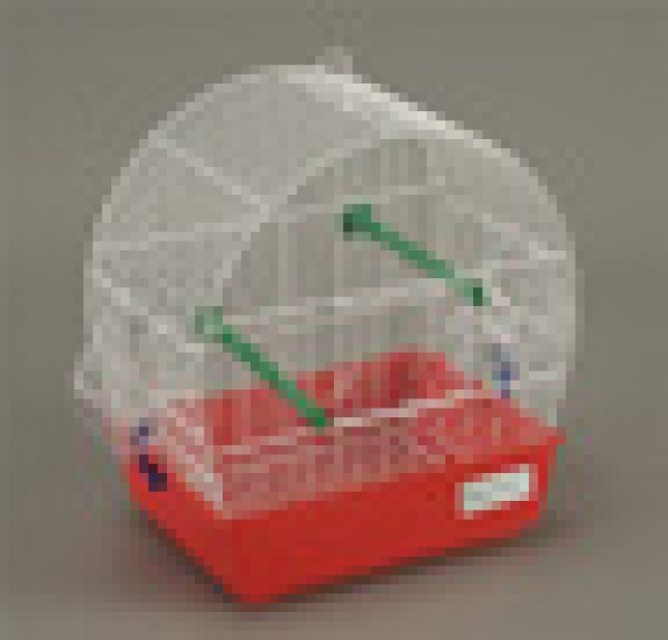 Plastic Finch/Canarie/Mule Bow Top Cage
