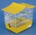 Plastic Finch/Canarie/Mule Cage with roof