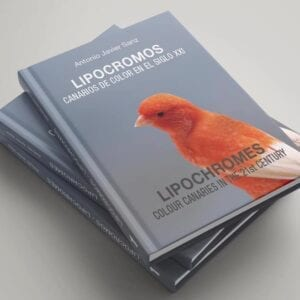 Front cover image of Lipochrome book