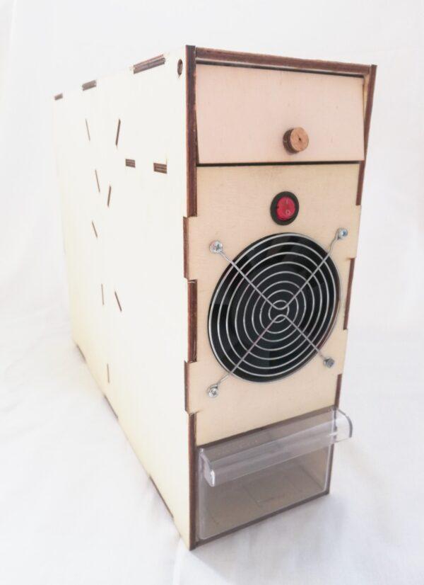 Wooden Bird seed cleaning machine