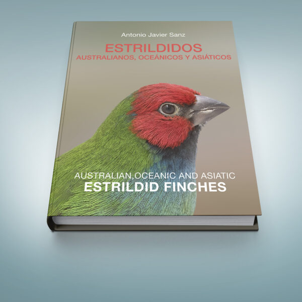 front cover picture of bird book